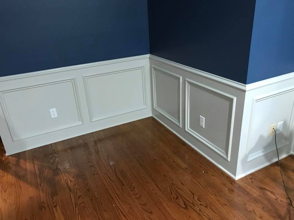 Walls Painting Cost